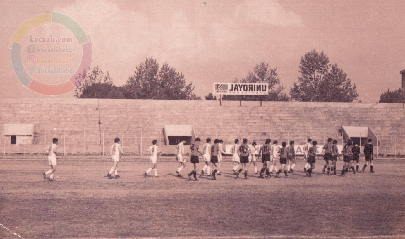 Kocaali Futbol Tarihi