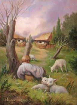 Göz Yanıltan Sıradışı 10 Resim