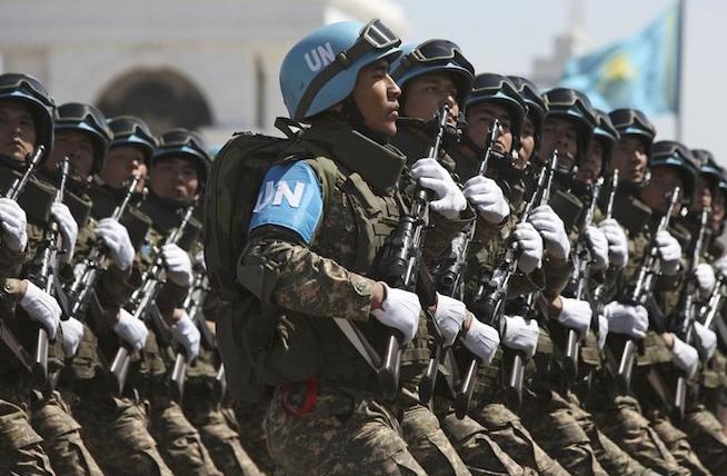 50. sırada Kazakistan ordusu Kazanistan army