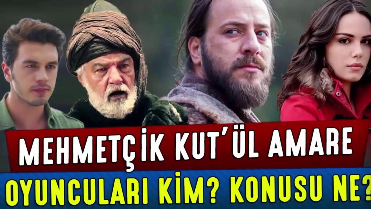 Mehmetçik Kut'ül Amare dizisi oyuncuları
