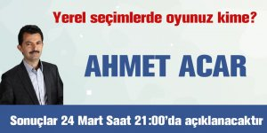 Ahmet ACAR | Cumhur İttifakı