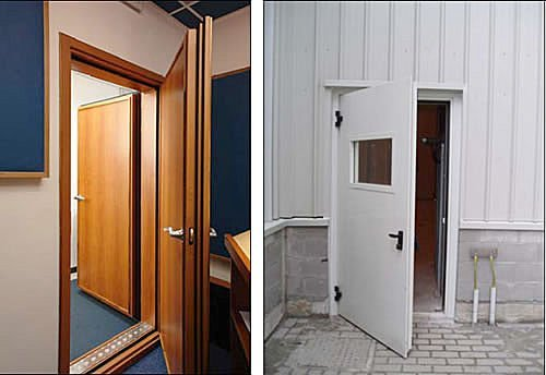 Akustik Kapılar
