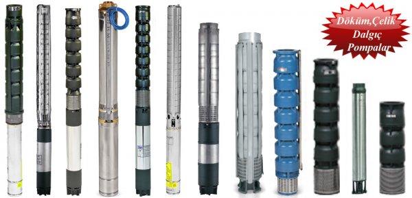 DADPOM Bursa dalgıç pompa ve dalgıç motoru Satışı