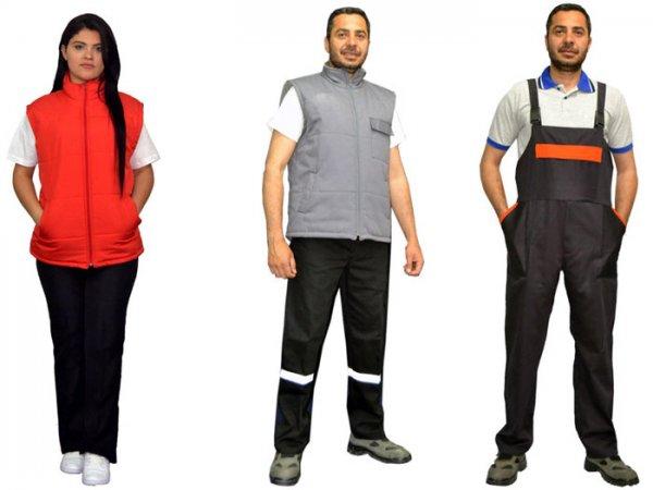 EVREN Konya iş elbiseleri iş kıyafetleri