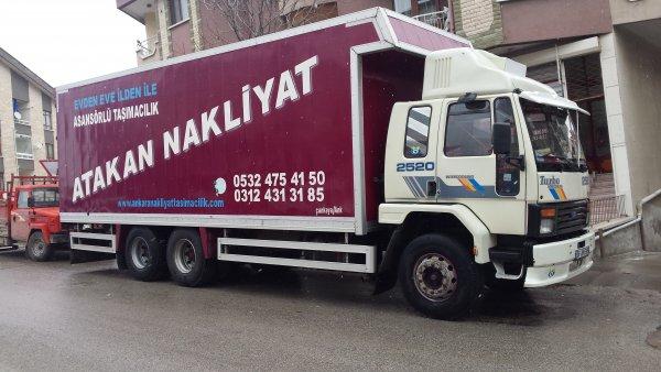 Ankara İstanbul Şehirler Arası Nakliyat