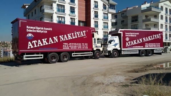 Ankara İzmir Eşya Taşımacılık Firması Çankaya
