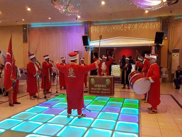 ASA Mehter takımı bando orkestra Kiralama Mersin
