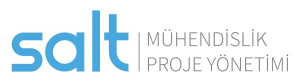 SALT Mühendislik | Proje Yönetimi