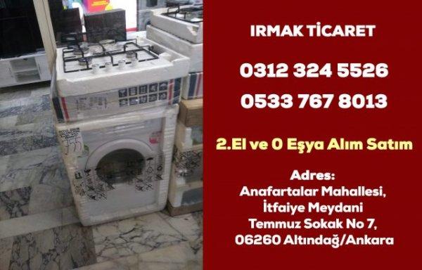 Irmak Ticaret İkinci El Eşya Ankara