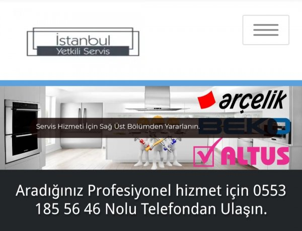 Istanbul teknik servis