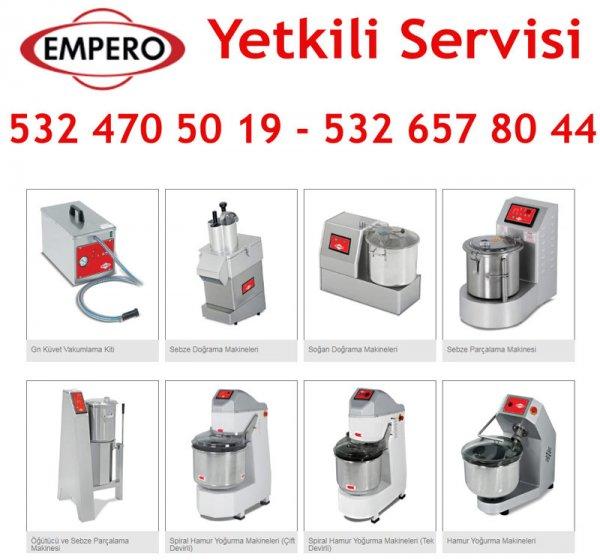 FCA GASTRO Konya empero yetkili tamir servisi