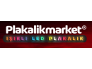 Plakalık Market - İsme Özel Plakalık