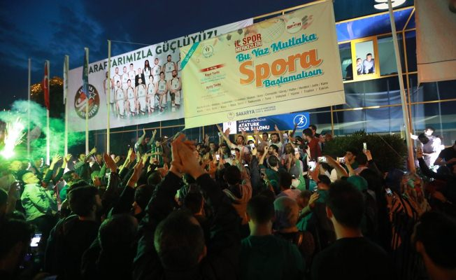 Büyükşehir Basket Süper Lig'de