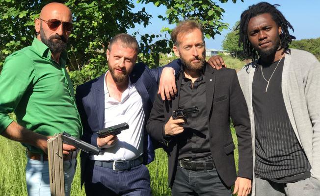 'Sakaryalı' Filminin çekimleri başladı