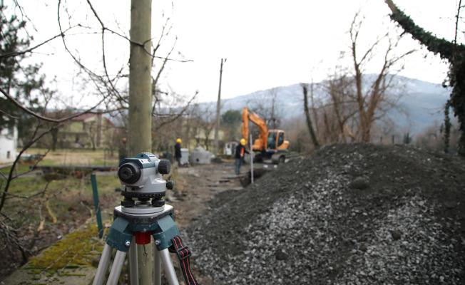 Sapanca Yanık'ta son 9 kilometre