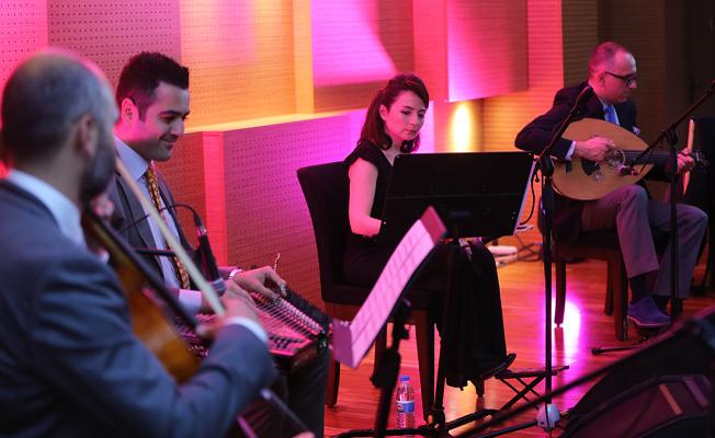 Ziya Taşkent'te müzik dolu akşam