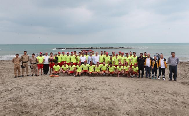 Karadeniz sahilleri Büyükşehir'e emanet