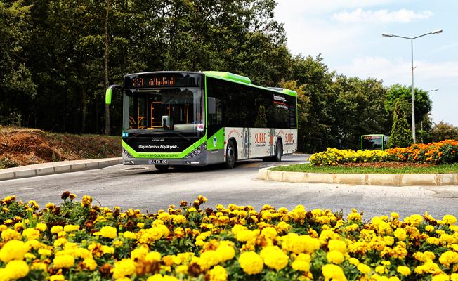 Otobüslere yaz saati uygulaması