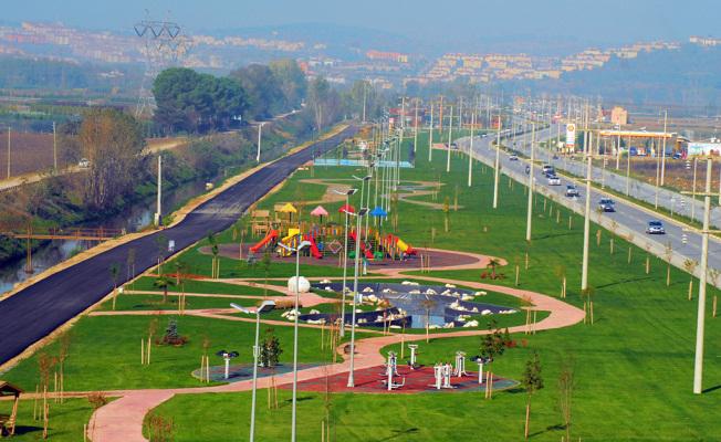 Yeni parklar için ihaleye çıkılacak