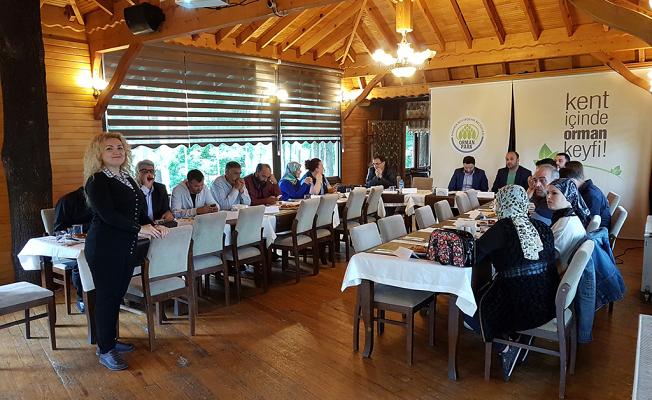 İlkyardımcılar eğitim seminerinde buluştu
