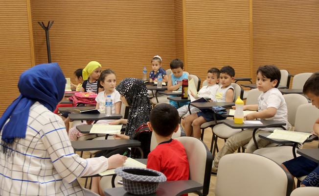 SGM Yaz Kurslarında eğitimler başladı