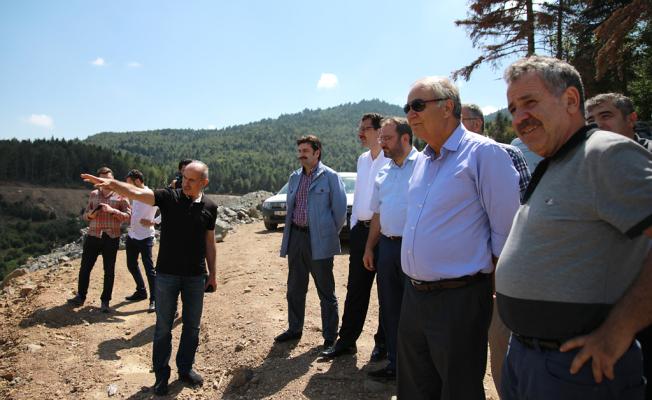 Geleceğin Sakarya'sına dev proje: Akçay Barajı