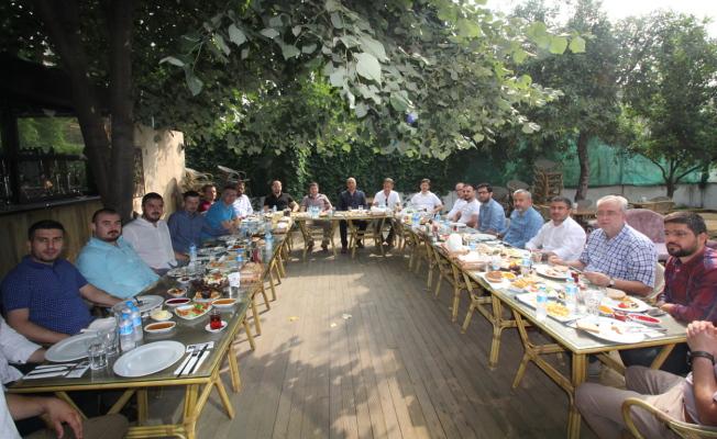 MÜSİAD İnşaat ve Yapı Malzemeleri Sektör Kurulu Serdivan'da Buluştu