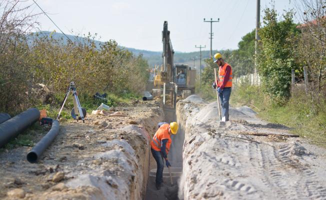 Sapanca'nın 17 mahallesi için yeni hat müjdesi
