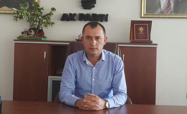 Başkan Basri Burak AK Aday olmayacağını açıkladı