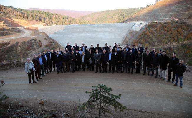 Akçay Barajı: Sapanca Gölü'ne en büyük alternatif