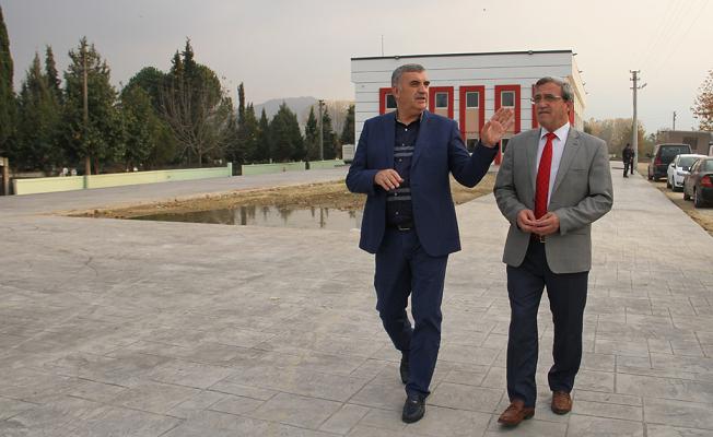 Akyazı'da yatırımlar hız kesmiyor