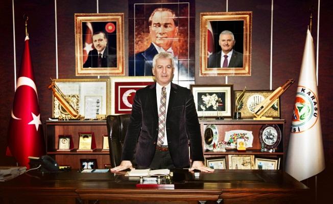 Başkan İspiroğlu'ndan 10 Kasım Atatürk'ü Anma Günü Mesajı