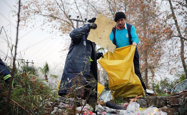 İstanbuldere temizlendi