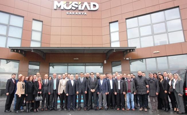 MÜSİAD' da 2017-2018 Ekonomi Görünümü, İhracat ve Dış Ticaret Konuşuldu