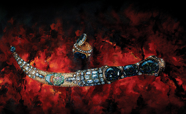 'Osmanlı Kayıp Hazineleri' sergisi OSM'de