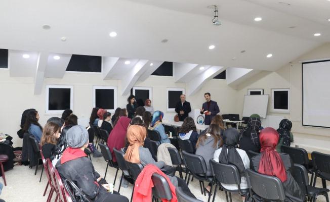 Başkan Acar öğrencilerle buluştu