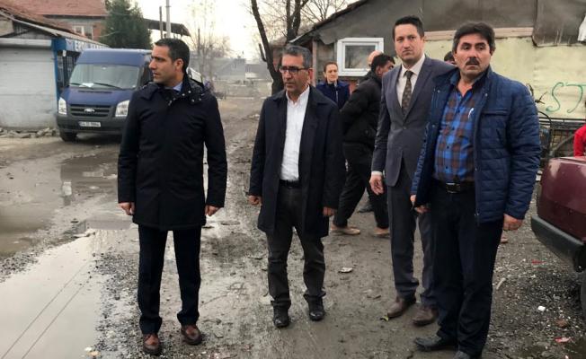 Büyükşehir Karaköy'e el atıyor