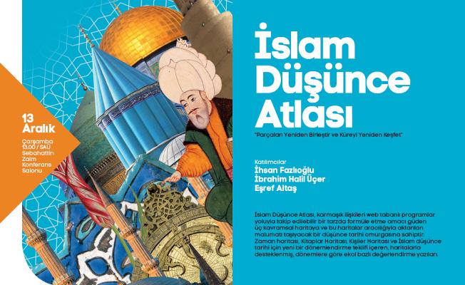 'İslam Düşünce Atlası' Sakaryalılarla buluşacak