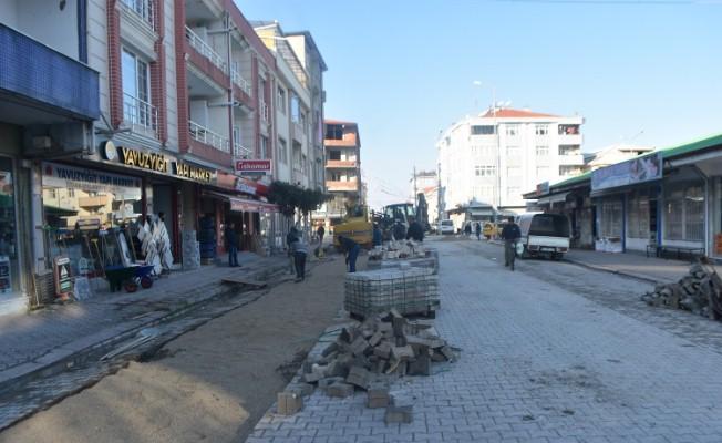 Karasu'da Çalışmalar Devam Ediyor