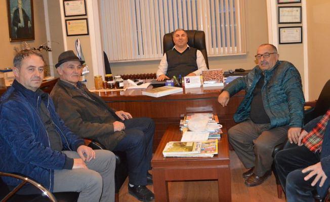 Kosovalı Başkan Sakarya İli Arı Yetiştiricileri birliğini Ziyaret Etti