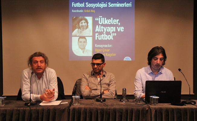 Sokak: Futbolu ve saygıyı öğreten altyapıdır