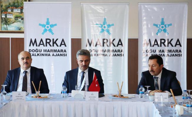 Yılın Son MARKA Yönetim Kurulu Toplantısı Düzce'de Yapıldı