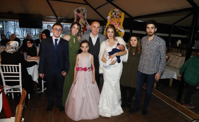 Gazeteci Hamdi Yuluğ ile Leyla Aydemir dünya evine girdi