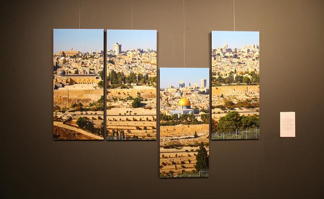 'Kudüs' sergisi pazar günü sona eriyor
