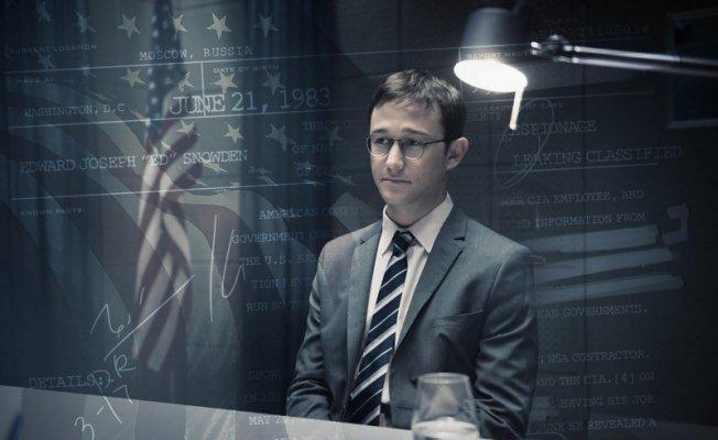 OSM'de bu hafta 'Snowden' izlenecek