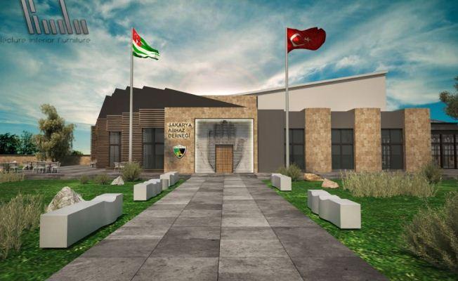 Sakarya Abhaz Derneği, Kültür Merkezi binasına kavuşuyor