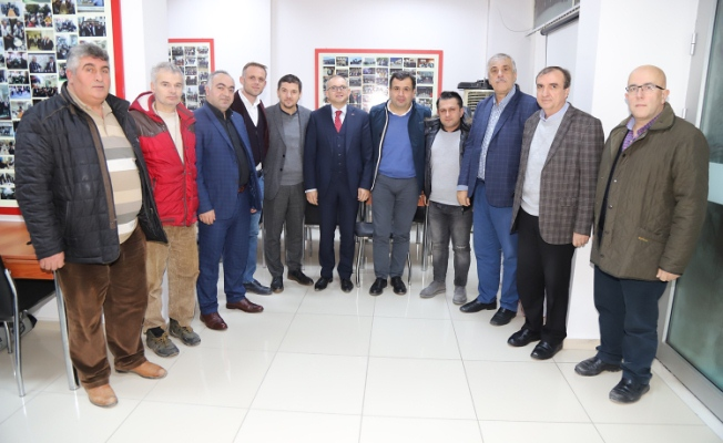 SATSO 31. Komite, Sakarya Rumeli Balkan Derneği'nde