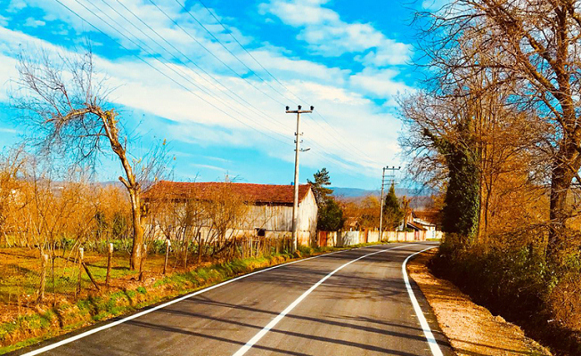 Şehir içi yollara karayolu standardı
