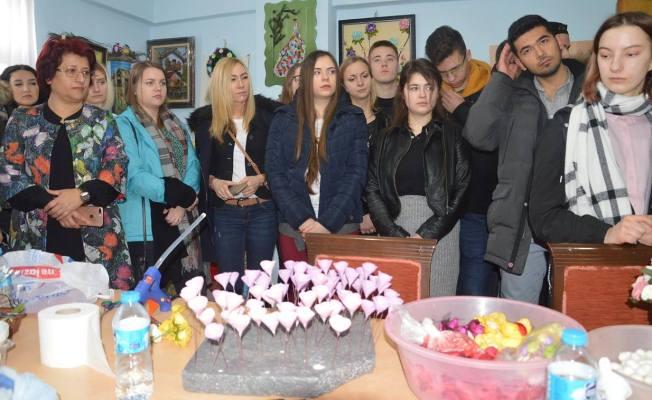 Kültürlerle El Ele Erasmus Gençlik Değişimi Projesi İçin 5 Ülkeden 24 Öğrenci Sakarya'da