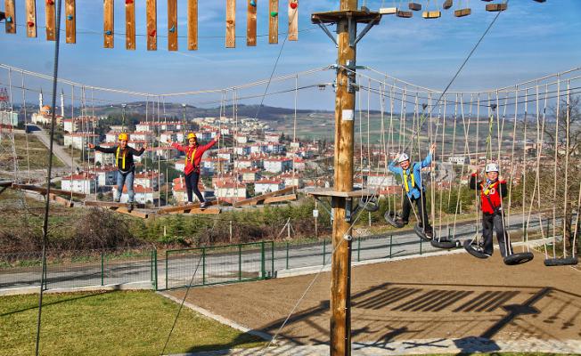 Macera'da Bahar Dönemi başlıyor
